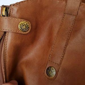 Sam Edelman Shoes - Sam Edelman Brown Leather Riding Boots